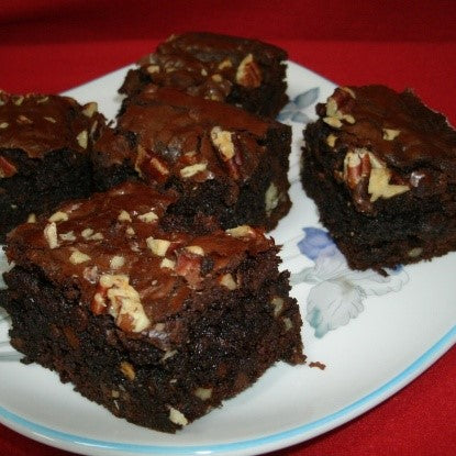 Double Chocolate Brownie Premix