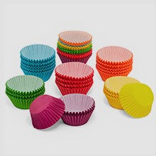 Cookie Cups 14/12  Click on photo & select colour (250 per pack)