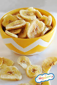Honey-Dip Banana Chips