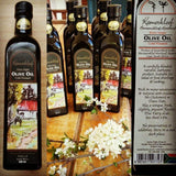 Extra Virgin Olive Oil - Cold Press 500ml - Kamerkloof