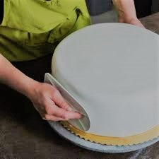 Cake Smoother (Round)