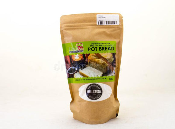 Pot Brood (Bread - 560g)