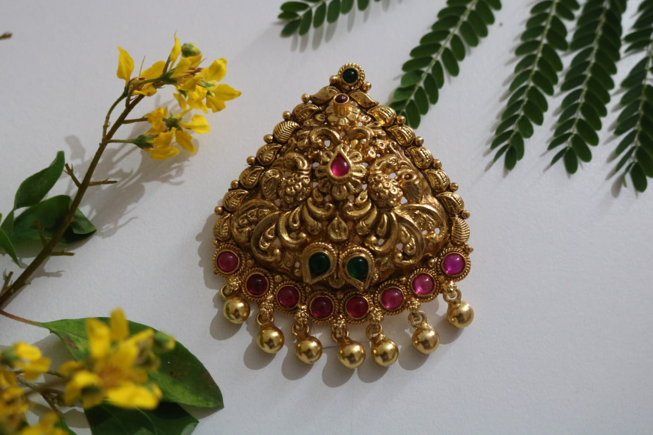 Temple Jewellery pendant