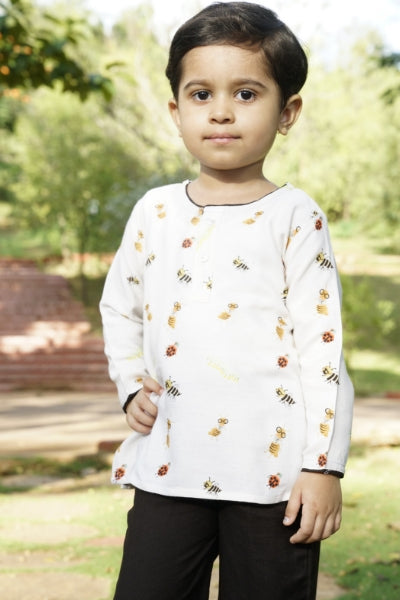 Bumble Bee Top and Pant set
