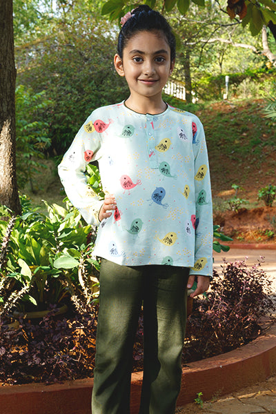 Little Birdy Top and Pant set