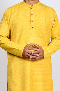Mahi Silk - Yellow