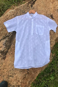 Short Kurta White