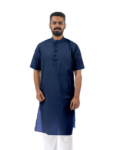 Half Sleeves Long Kurta