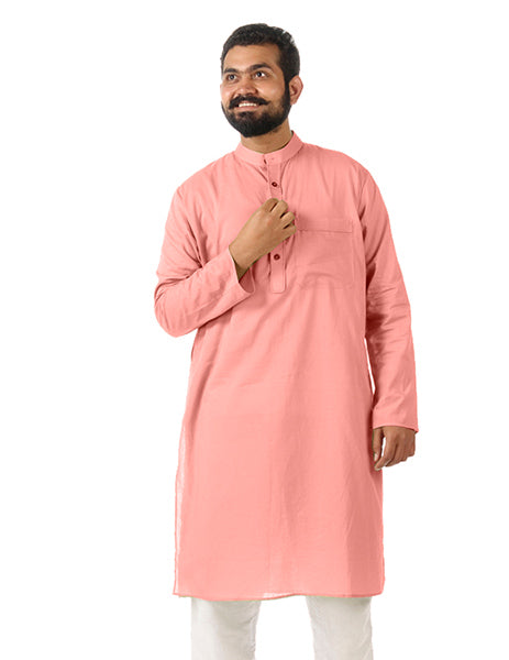 Detailed Yoke and Piping Kurta