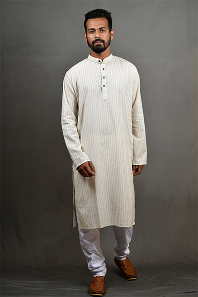Latest cotton kurtas for men - BYOGI
