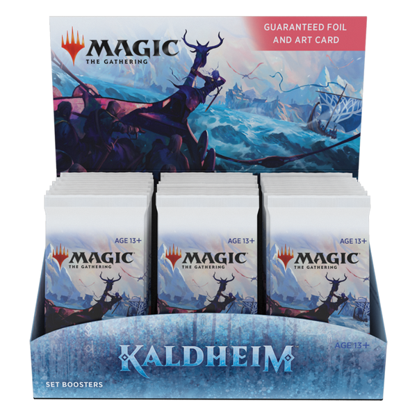 Booster Box [ENG] - Kaldheim (30 Set Booster)