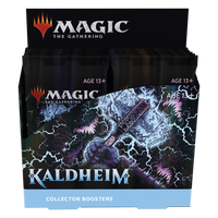 [Preorder] Collector Booster Box [ENG] - Kaldheim