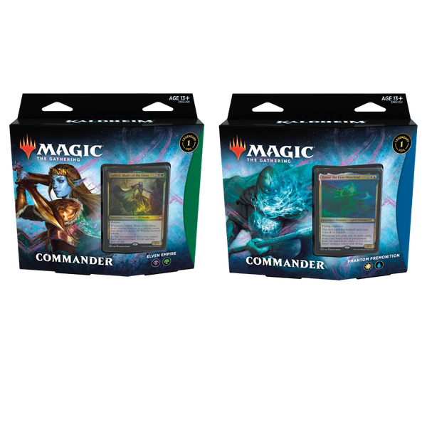 Commander: Deck Set - Kaldheim