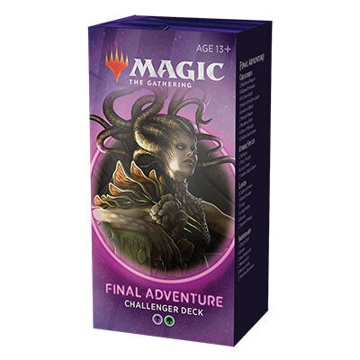 Challenger Deck - Final Adventure