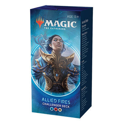 Challenger Deck - Allied Fires
