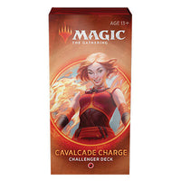 Challenger Deck - Cavalcade Charge