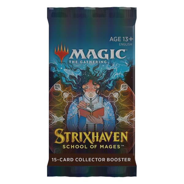 Collector Booster [ENG] - Strixhaven: School of Mages