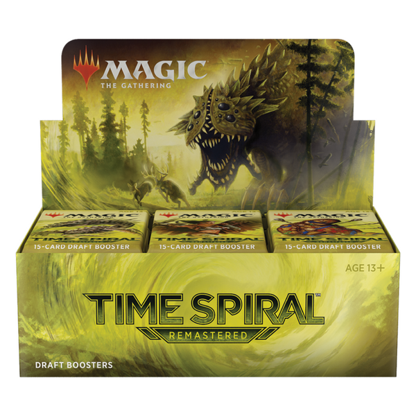 Booster Box [ENG] - Time Spiral Remastered (36 Draft Booster)