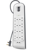 Belkin 2.4 Amp USB Charging 8-outlet Surge Protection Strip