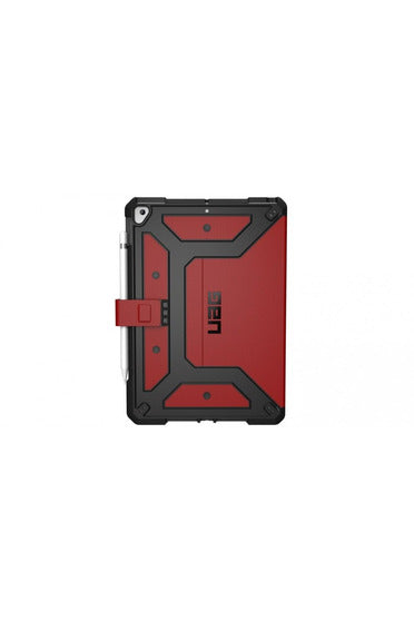 UAG Metropolis Case for iPad 10.2-inch (7th Gen) - Magma [121916119393] - www.emarketkw.com