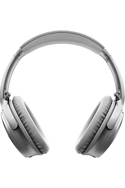 Bose QuietComfort 35 Series II Wireless Over-Ear Headphone, Noise Cancelling - Silver  (789564-0020)