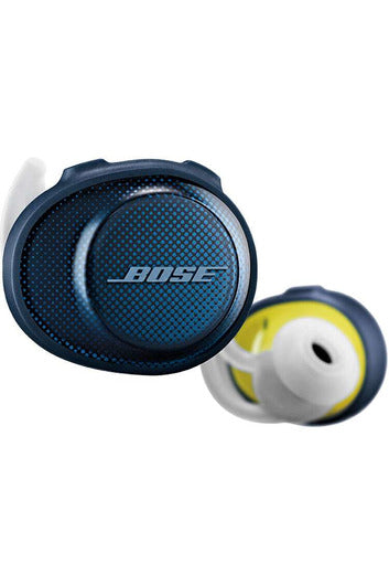 Bose SoundSport Free wireless In-Ear Headphones - Navy/Citron (774373-0020) - www.emarketkw.com