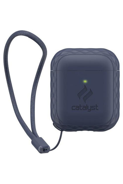 Catalyst Lanyard Case for AirPods Midnight Blue