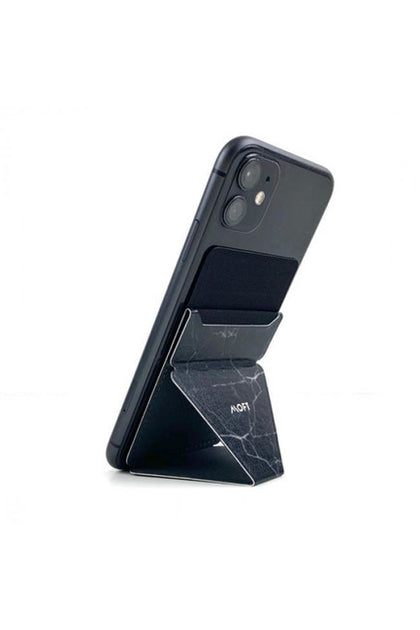 MOFT Phone Stand - Stone Black Marble