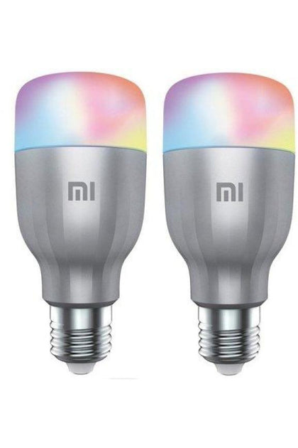 Xiaomi Mi Multicolour WiFi LED Smart Bulb Pack of 2