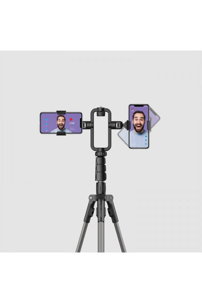 Momax V.Log Livestream Gear Stand - Spacy Gray