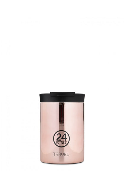 24bottles Travel Tumbler 350Ml – Rose Gold