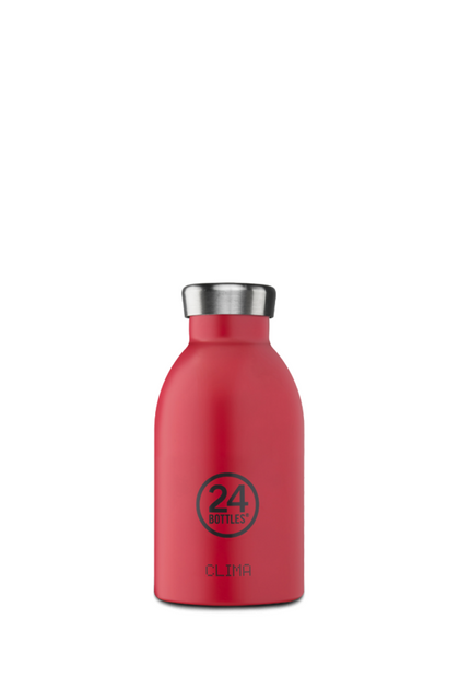 24bottles Clima  330ML Hot Red