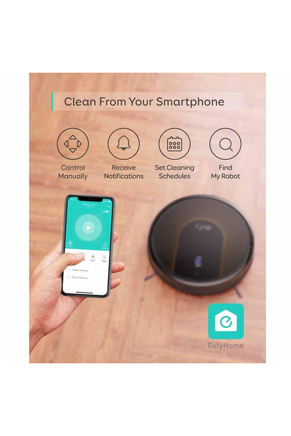 Eufy RoboVac 30  Wi-Fi Robot Vacuum Cleaner
