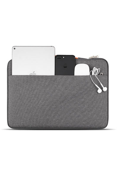 Jcpal Nylon Business style Sleeve 13inch -Gray (JCP2270) - www.emarketkw.com
