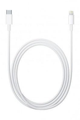 Apple USB-C to Lightning Cable 2m White Original (MKQ42ZM/A) - www.emarketkw.com