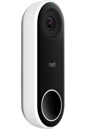 Nest - Hello Smart Wi-Fi Video Doorbell - NC5100US