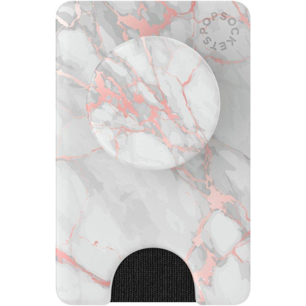 Popsocket PW+ - Rose Gold Lutz Marble