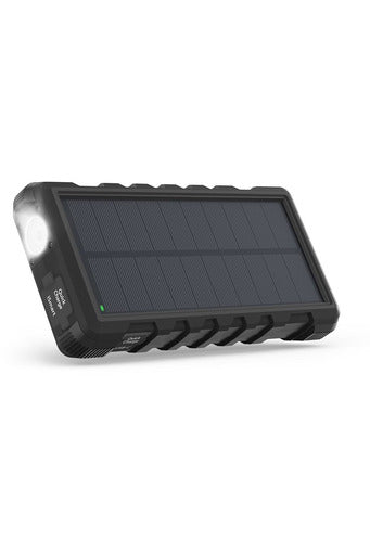 RAVPower / Power Bank / Sun-Powered 25000mAh Dual Input QC3.0-Black (RP-PB083)