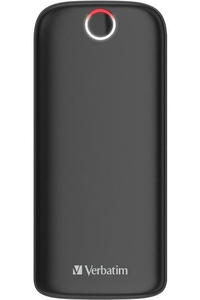 Verbatim PD + QC3.0 Charging Power Pack20000mAh Power Bank  - Black  (66168 1069-1902) - www.emarketkw.com
