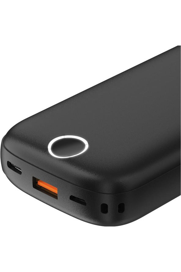 Verbatim PD + QC3.0 Charging Power Pack20000mAh Power Bank  - Black  (66168 1069-1902)