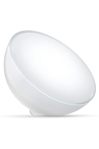 Philips Hue Go RGBW LED rechargeable table lamp with dimmer