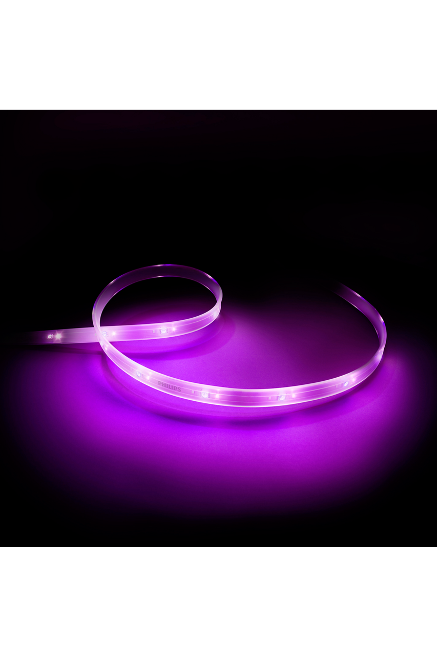 Philips Hue 2M LightStrip, White and Color Ambiance (915005106701) - www.emarketkw.com