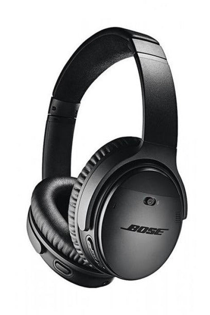 Bose QuietComfort 35 Series II Wireless Over-Ear Headphone, Noise Cancelling - Black (789564-0010) - www.emarketkw.com