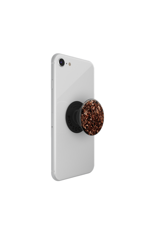 Popsocket PopGrip Foil Confetti Copper