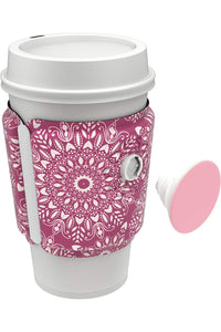 PopThirst: Cup Sleeve and Swappable Grip - BoysenBerry Mandala