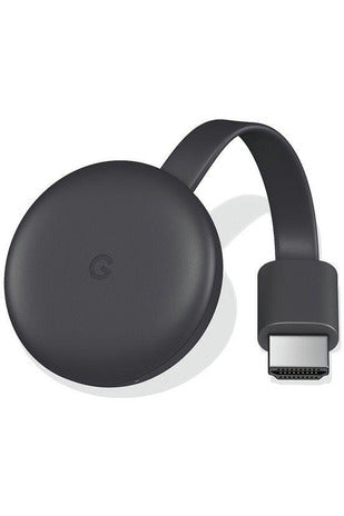 Google Chromecast 3rd Generation - Charcoal (GA00439-GB) - www.emarketkw.com
