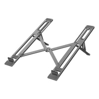 HyperStand Aluminum Alloy Laptop Stand - SpaceGray