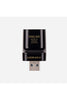 Momax One Link Micro SD Backup Adapter - Black (CL2D) - www.emarketkw.com