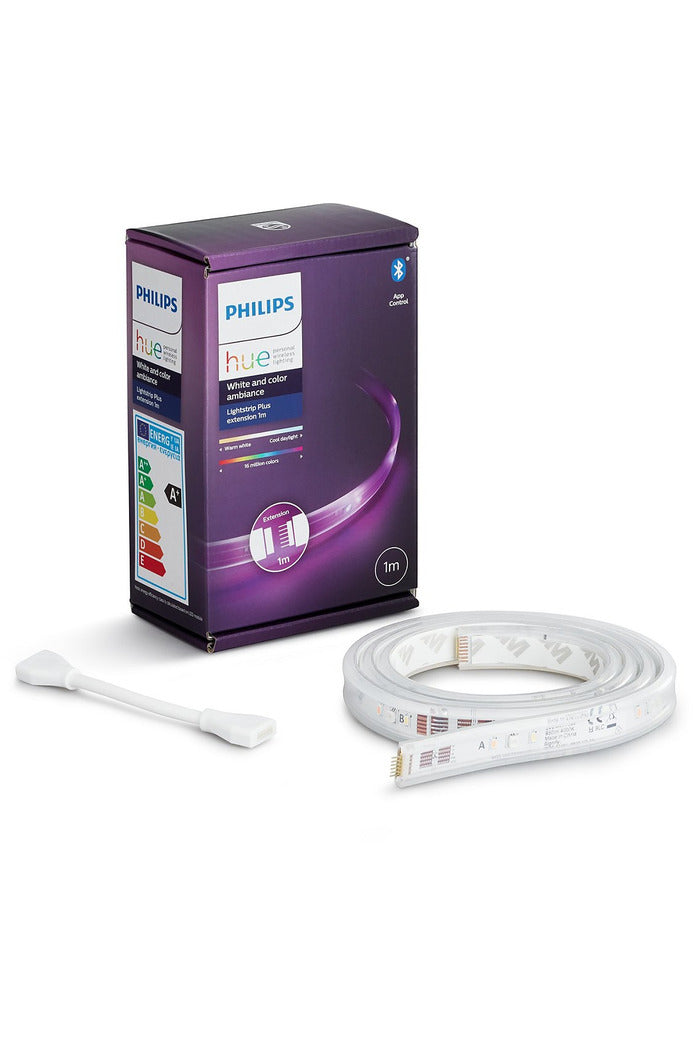 Philips Hue  White and colour ambience New Lightstrip Plus extension V4 1 metre