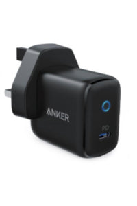Anker PowerPort PD1,18W USB-C Charger - Black/Gray